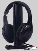 Telefunken TWH-2000 DBld Wireless TV Headphones Photo