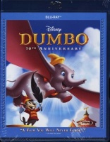 Dumbo - Special Edition Blu Ray DVD Photo