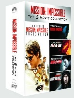 Mission Impossible: The 5 Movie Collection Photo
