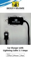 Body Glove Car Charger & Cable for Lightning Devices Photo