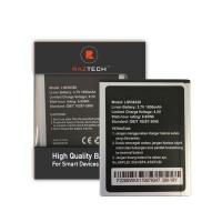 Hisense Raz Tech Replacement battery for smartphoneF10 Photo