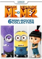 Despicable Me: 6 Mini-Movies Collection Photo