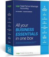 Sage Publications Sage Pastel Partner V18 Accounting Photo