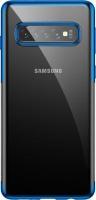 Baseus Shining Case for Samsung S10 Plus - Blue Photo
