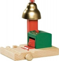 Brio Magnetic Bell Signal Photo