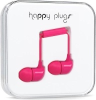 Happy Plugs In-Ear Headphones with Mic and Remote Photo