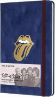 Moleskine Rolling Stones Limited Edition Flock Large Ruled Notebook Photo