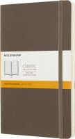 Moleskine Earth Brown Notebook Pocket Ruled Soft Photo