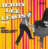 Jerry Lee Lewis/Jerry Lee's Greatest! Photo