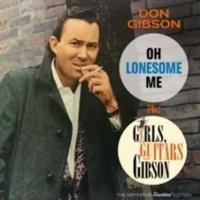 Oh Lonesome Me/Girls Guitars and Gibson Photo