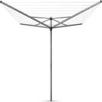 Brabantia Top Spinner Rotary Dryer with Ground Spike Photo