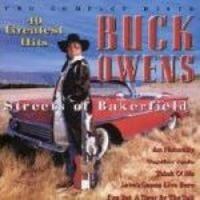 40 Greatest Hits Buck Owens Photo