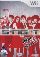 Disney Sing It - High School Musical 3 Senior Year Photo