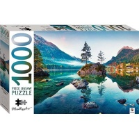 Hinkler Books Hintersee Lake Germany Puzzle Photo
