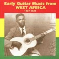 Early Guitar Music from West Africa 1927-29 Photo