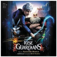 Rise Of The Guardians CD Photo