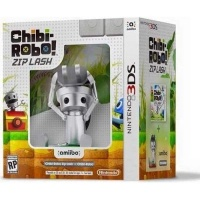 Chibi Robo!: Zip Lash with Amiibo Chibi Robo Photo