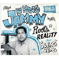 King Jammy's Roots Reality and Sleng Teng Photo