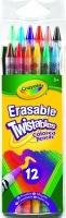 Crayola Erasable Twistable Pencil Crayons Photo