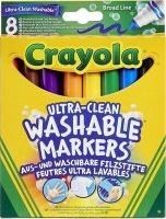 Crayola Ultra Clean Broadline Washable Markers Photo