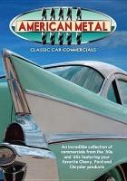 American Metal-Classic Car Commercials Photo