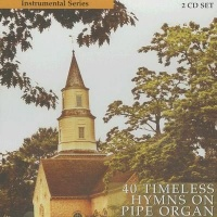 40 Timeless Hymns on Pipe Organ Photo