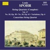 Louis Spohr: String Quartets Photo
