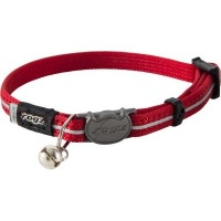 Rogz Catz AlleyCat Reflective Breakaway Safeloc Buckle Cat Collar Photo