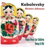 Kabalevsky: Piano Pieces for Children Young & Old Photo