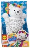 Alex Toys Colour And Cuddle Washable Bear Photo