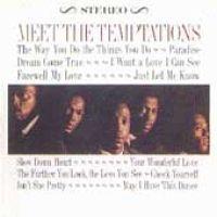 Meet The Temptations CD Photo