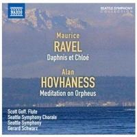 Ravel/hovhaness:daphnis Et Chloe Medi Photo