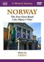 A Musical Journey: Norway - The Peer Gynt Road Lake Mjøsa Oslo Photo