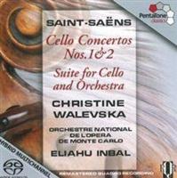 Saint-Saens: Cello Concertos Nos. 1 and 2 Photo