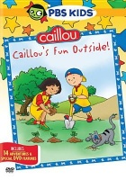 Caillou-Caillous Fun Outside Photo
