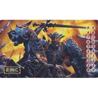 Epic Card Game Dark Knight Playmat Photo