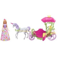 Barbie Dreamtopia Sweetville Carriage Photo