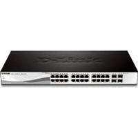 D Link D-Link DGS-1210-28 24 4 28-Port Smart Switch including 4 SFP Ports Photo
