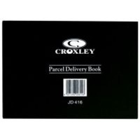 Croxley JD416 Parcel Delivery Book Photo