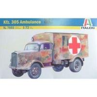 Italeri Kfz.305 Ambulance Photo