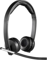 Logitech VC - H820e On-Ear Dual Wireless Headset Photo
