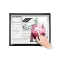 "LG 17MB15T 17"" Square Touch-Screen LED with Wide-Tilt Foldable Stand Photo"