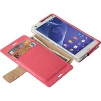 Krusell Malmo Flip Case for Sony Xperia Z3 Compact Photo