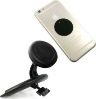 Tuff-Luv Magnetic Universal 360 Degree CD Car Phone Mount for Smartphones Photo