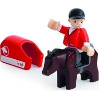 Brio Horse and Rider Photo