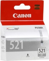 Canon CLI-521GY Ink Cartridge Photo