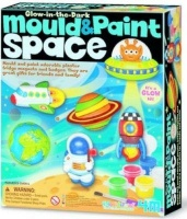 4M Mould & Paint Glow In The Dark Space Photo