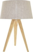 Fundi Lighting Tripod Table Lamp Photo