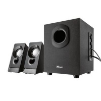 Trust Argo 2.1 Channel Subwoofer Speaker Set Photo