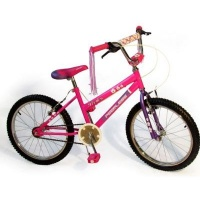 "Peerless BMX Girl Power Bike 20"" - Pink Photo"